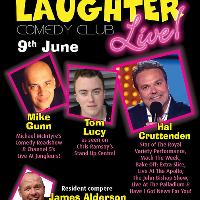 Laugher Live 9th June