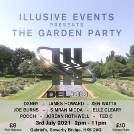 Illusive Presents: The Garden Party | DEL-30