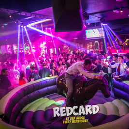RedCard UV Disco Party - 20th October (£2.95 Drink Deals)