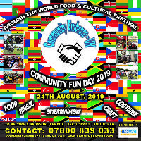 Around The World Food & Cultural Festival and Community Fun Day