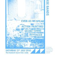 Even As We Speak (Sarah Records) + Guests