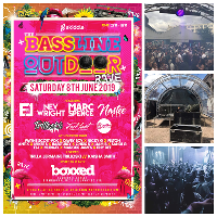 The Bassline Outdoor Rave & After Party