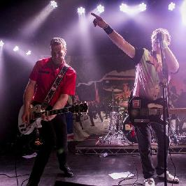 London Calling - The Clash Tribute
