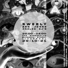 Analog Halloween W/ Sweely