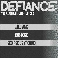 Defiance @ The Warehouse