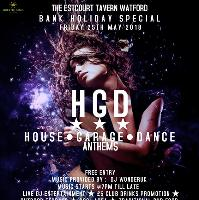 HGD-HOUSE, GARAGE & DANCE