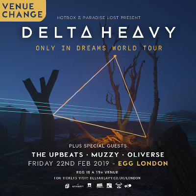 Delta Heavy presents Paradise Lost