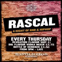Rascal Thursdays
