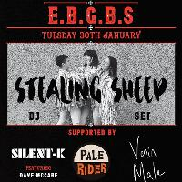 Getintothis presents Stealing Sheep