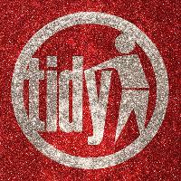 Tidy's Massive Christmas Glitter Ball