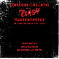 London Calling: Sandinista 40th Anniversary