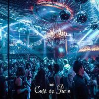 Speed Dating & Club Entry @ Cafe De Paris (Ages 32-44)