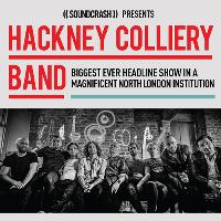 Hackney Colliery Band biggest ever live show