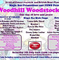 Woodhill Woodstock Festival 2018