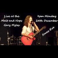 Live Music - Gary Myles