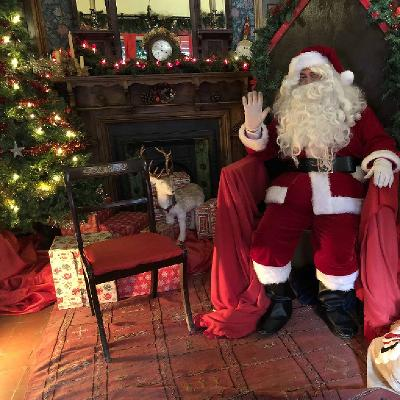 Father Christmas at Groombridge Place