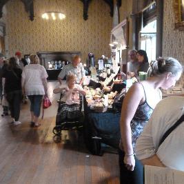 Brancepeth Castle Summer Craft Fair 2021