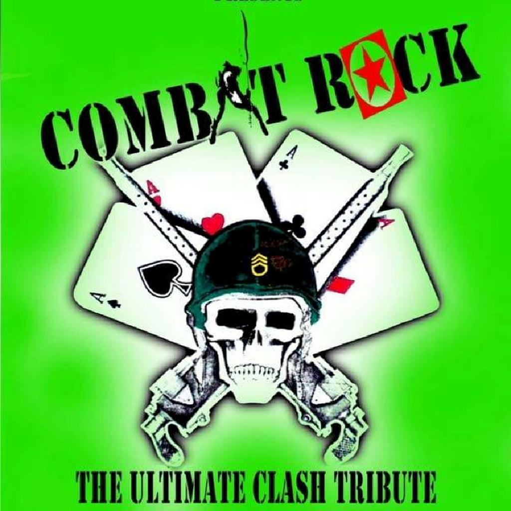 Combat Rock (Clash Tribute) & very special guests Emergency Exit