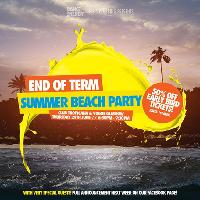 dance energy u18's present's the end of term beach party