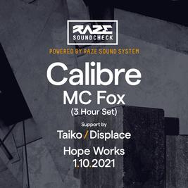 Raze Sound Check #1 - CALIBRE