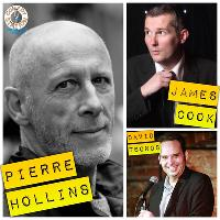 Saturday Live! with Pierre Hollins, James Cook & more!