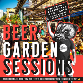 The Ferret Beer Garden Sessions: Telstar Funk & Soul