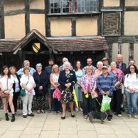 Saturday in Stratford - a guided sightseeing walking tour