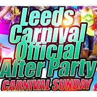 Leeds Carnival Official After Party @West Indian Centre 26/8/18