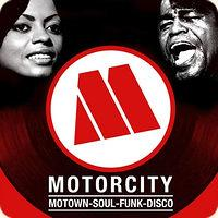 MOTORCITY ✩ Motown / Soul / Funk / Disco / Rock