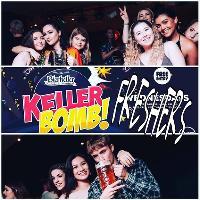 Kellerbomb Free Entry Best Student Night in Leeds