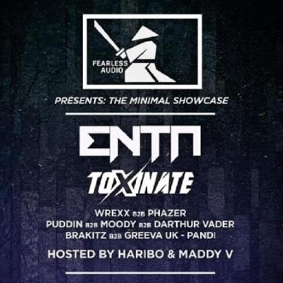 Fearless Audio - Presents - The Minimal Showcase (ENTA & MORE)