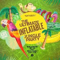 The Ultimate Inflatable Jungle Party