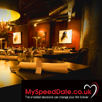 Speed dating zen bar