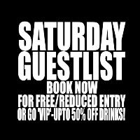Twas The Saturday before Xmas..get on the guest now!!