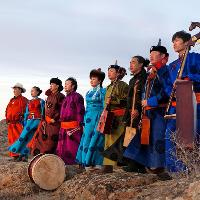 Anda Union - Music from Mongolia