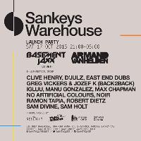 Sankeys Warehouse Launch Party