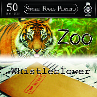 ZOO and WHISTLEBLOWER - two one act plays