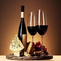 Cheese, wine and live jazz
