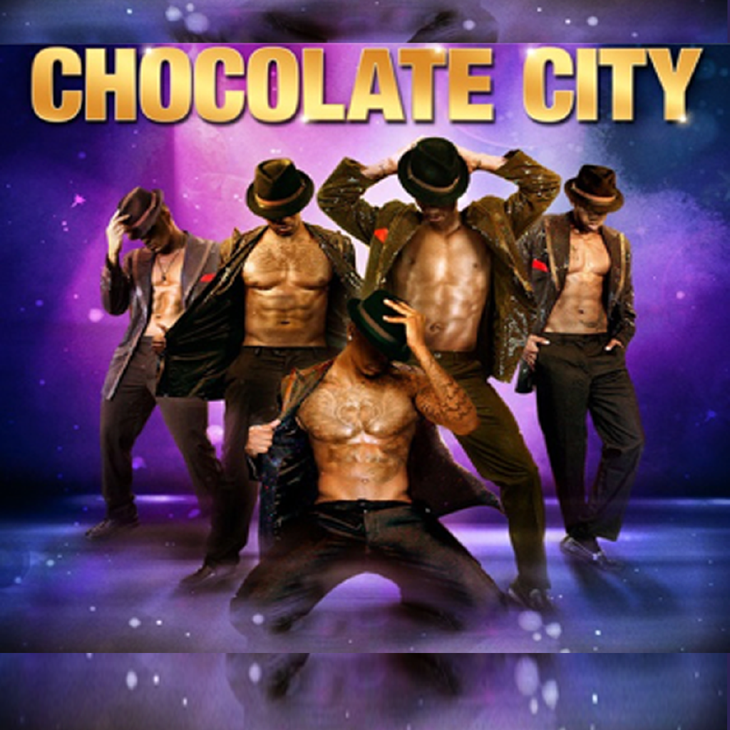 Chocolate City Norwich Show w/ The Chocolate Men