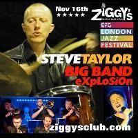 Ziggys,Steve Taylor,Big Band eXpLoSiOn