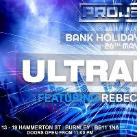 Ultrabeat and Rebecca Rudd Live