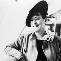Dorothy Parker Takes a Trip