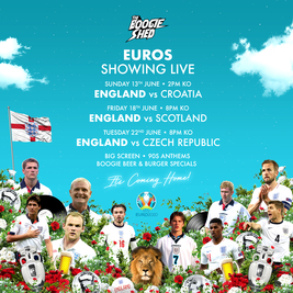 EURO 2020 - ENG vs CZECH
