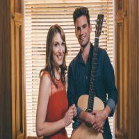 Emily Smith and Jamie McClennan at The Beehive Folk Club
