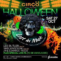 Lost in Music Circo Halloween Special