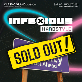 InfeXious: Back To Reality Rave