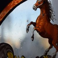 Painted Glass Guided House Tours of Strawberry Hill House