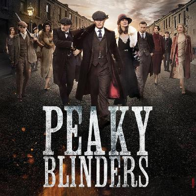 Peaky Blinders Christmas Party Night