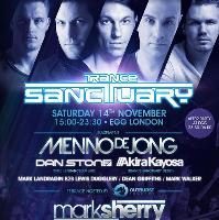 Trance Sanctuary November event
