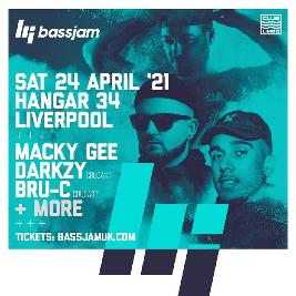 BassJam Presents Macky Gee & more
